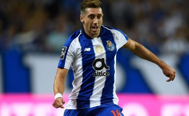 Португалия: «Атлетико» купит трех футболистов «Порту»