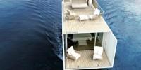 Испания: в Валенсии появился первый в Испании плавучий отель
