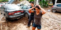 Испания объявила траур по жертвам наводнения