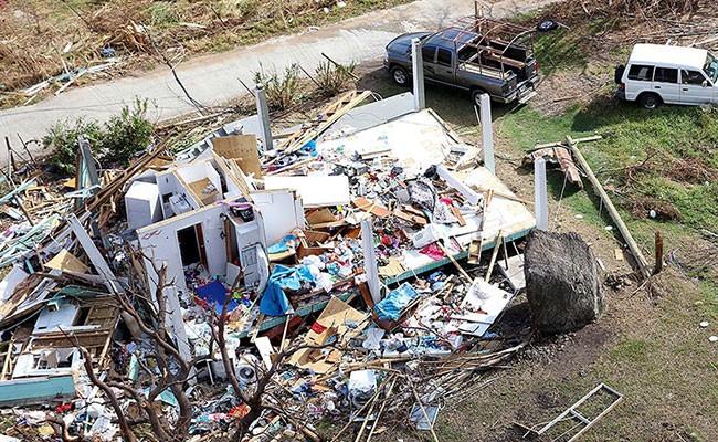 «Ирма» стала самой мощной и продолжительной бурей в США