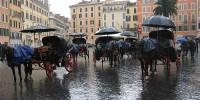 Cиноптики сообщают об окончании жары в Италии