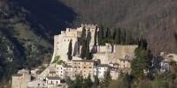 1000-летний замок отреставрировали в Италии