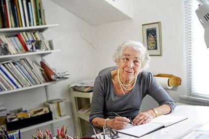 Умерла британская детская писательница