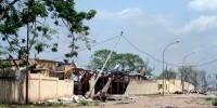 Причиной взрывов на военном складе Конго стало короткое замыкание