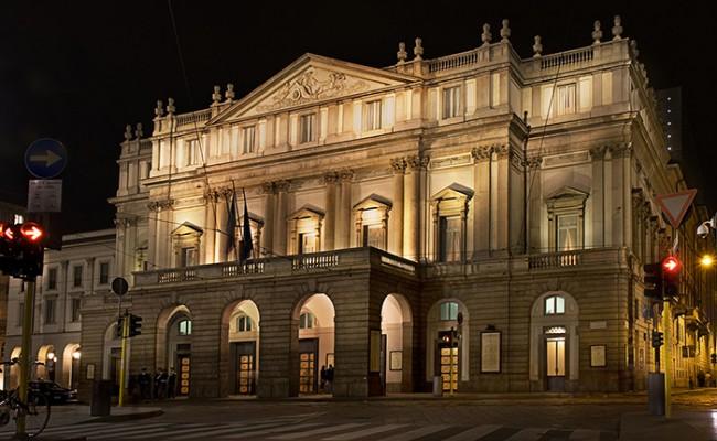 Италия: новые экскурсии в музее «La Scala»