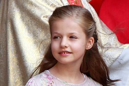 Испания: принцессе Астурийской хотят объявить бойкот