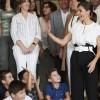 Королева Испании Летиция продемонстрировала деловой образ