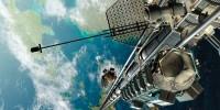 Японская компания планирует построить лифт в космос к 2050 году