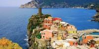 Италия: самые красивые европейские пляжи - в Лигурии