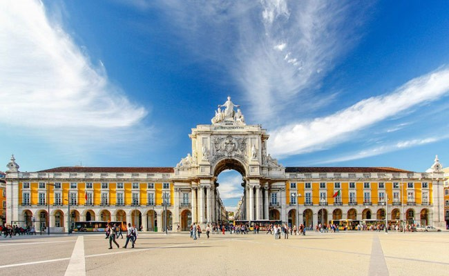 Португалия: Лиссабон в топ-10 городов мира для здорового отдыха