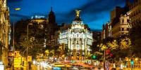 Испания: новая смотровая площадка в Мадриде