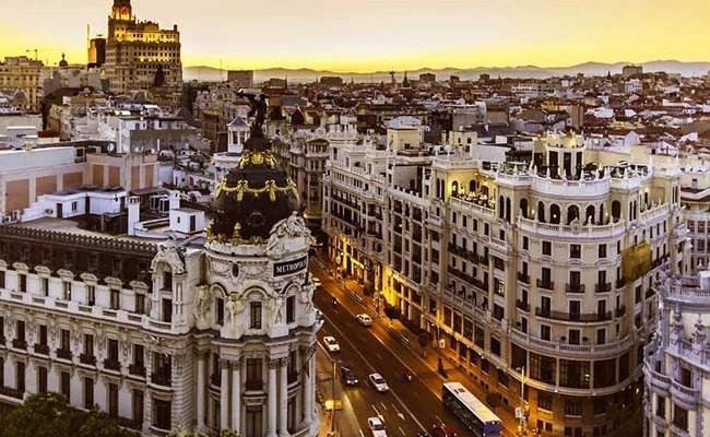 Испания: Мадрид - город с самым высоким уровнем жизни в мире