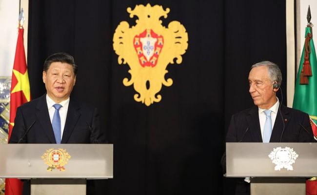 Китай хочет укрепить экономические связи с Португалией