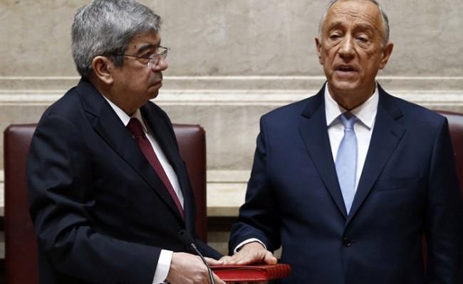 Португалия: Марселу Ребелу де Соуза вступил в должность президента