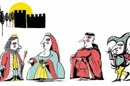 Португалия: средневековая ярмарка в Каштру-Марин