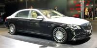 Представлен новый Mercedes-Maybach S560 4Matic