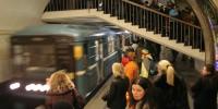 Мужчина попал под поезд в московском метро