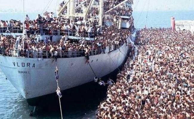 Италию ждет опасность - миллион мигрантов из Ливии!