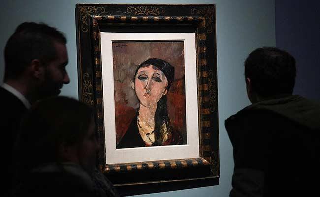Италия: треть работ на выставке Модильяни - подделка