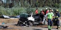 Португалия: в ДТП погибли люди