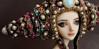 Испания: в Аликанте 7 июня открывается выставка авторских кукол