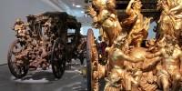 Португалия: музей карет в Лиссабоне становится все популярнее