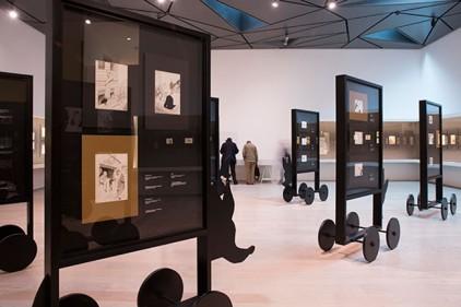 Испания: выставка художника-иллюстратора Хоакина Ксаударо
