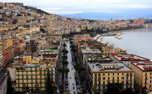 Италия: метеопрогноз в Неаполе