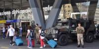 Италия: в Неаполе усилены меры безопасности