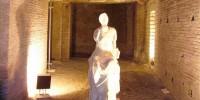 Италия: в Золотом дворце Нерона открыли секретную комнату