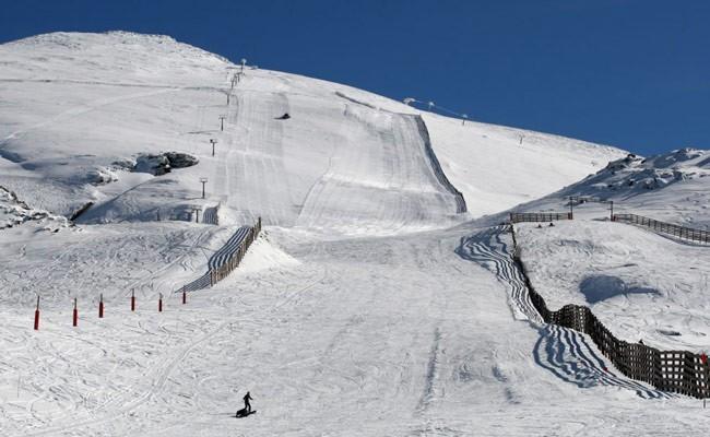 Испания: Сьерра Невада закрыла горнолыжные спуски из-за ветра