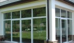 Изготовим и установим алюминиевые окна и двери
