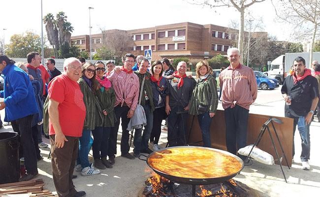 Испания: лучшая в мире валенсийская паэлья