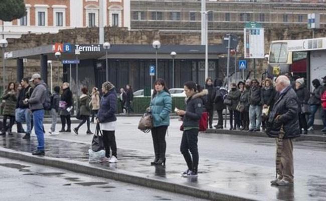 Италия: в Риме началась массовая забастовка работников транспорта