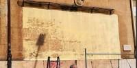 Италия: римские коммунальщики смыли со стены исторические граффити