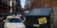 Испания: Мадрид сократит время бесплатных парковок