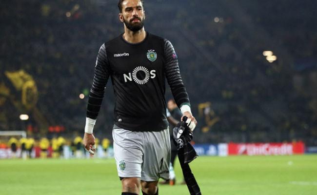 «Спортинг» пожаловался в ФИФА на португальца Руя Патрисиу