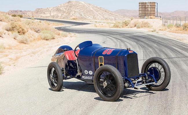 103-летний Peugeot продали за 7 миллионов долларов