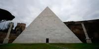 Италия: 2000-летнюю пирамиду откроют для публики