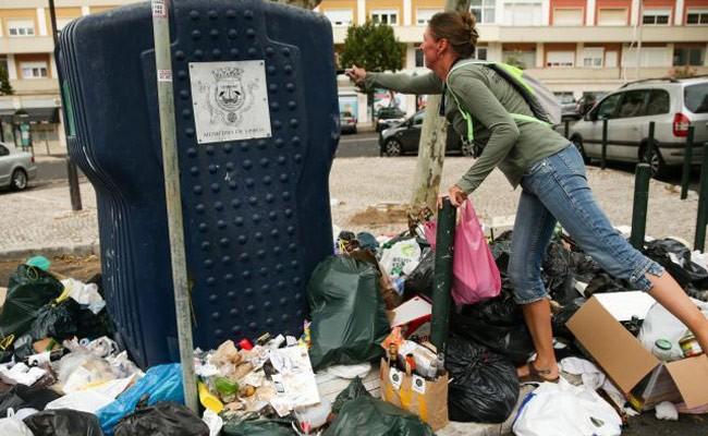 Португалия: новый способ сообщить о чрезмерном производстве пластика