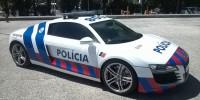 Более 100 человек были арестованы за выходные в Португалии
