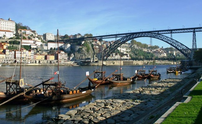 Португалия: Порту - лучшее место для путешественниц