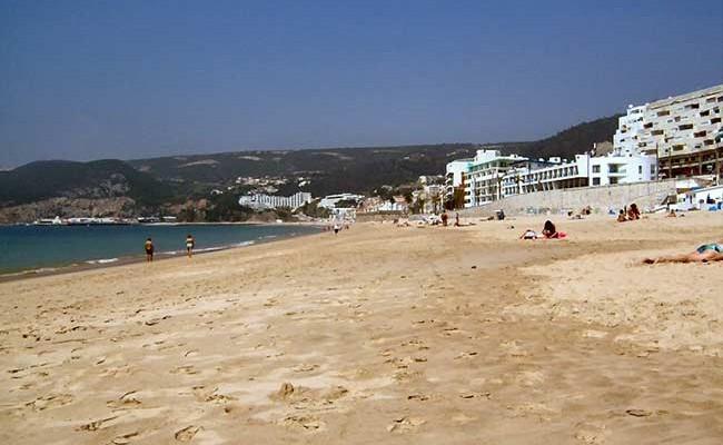 Португалия: купаться не рекомендуется