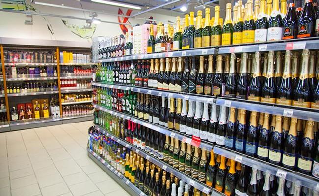 Португалия: воровали алкоголь из магазинов...