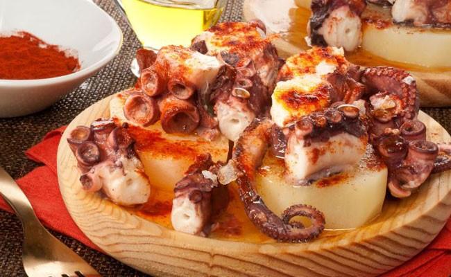 В Испании заметно подорожал осьминог