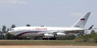 Португалия: самолет Путина приземлился в Лиссабоне