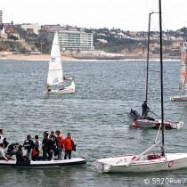 Португалия: Парусная регата в акватории Кашкайша