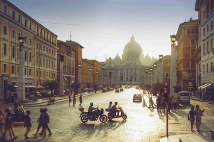 Италия: туристам в Риме запретят бесплатные туалеты