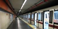 Италия: паника в Риме, в метро не закрылись двери