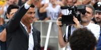 Португалец Роналду представлен в качестве футболиста «Ювентуса»
